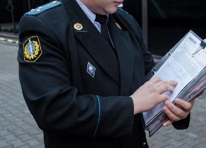 ВПрикамье судебные приставы арестовали АЗС