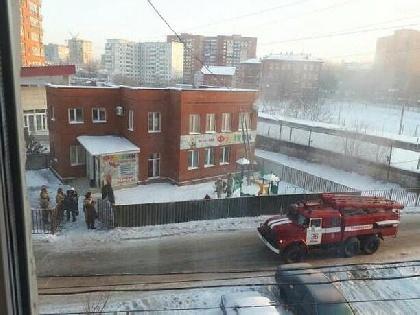 ВПерми зажегся детский парк «Фунтик», 23 воспитанника эвакуированы