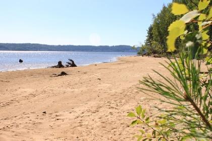ВДобрянке судебные приставы отыскали  алиментщика на береге
