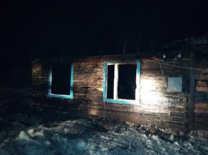 Двое детей погибли впожаре в личном доме вПрикамье