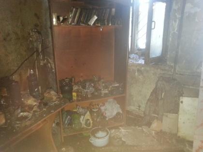 ВПерми 30-летний мужчина спас соседа изгорящей квартиры
