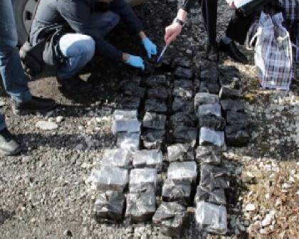 Вмашине пермяка отыскали 47 килограммов гашиша