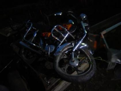 ВПрикамье два подростка пострадали при столкновении мопеда искутера
