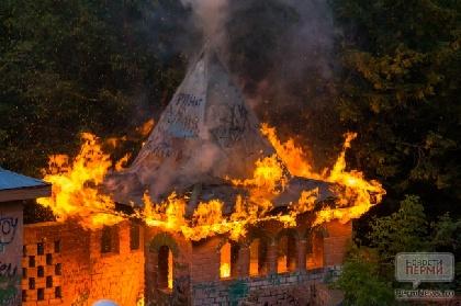 ВПрикамье соседи спасли изгорящего дома 80-летнюю пенсионерку