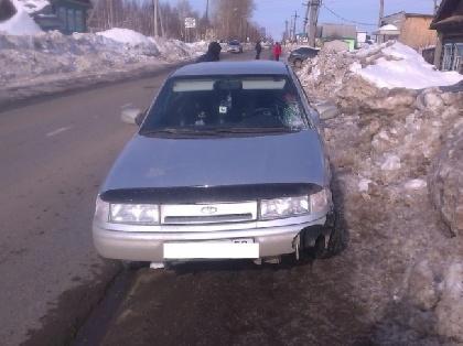 НаКрасноармейской вЧернушке 9-летний ребёнок попал под колёса «ВАЗа»