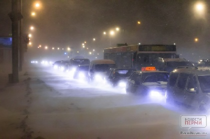ГИБДД рекомендует пермякам отказаться отавтомобильного транспорта ввыходные
