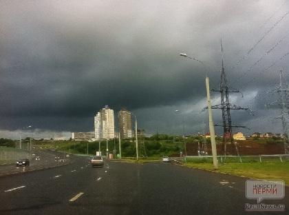 Граждан Прикамья предупредили огрозах исильном ветре
