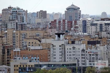 ВПерми 94% жилых домов подключены ктеплу