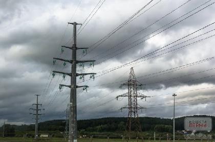 Шторм вПрикамье оставил без света больше 7 тыс. человек