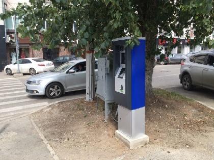 С3октября вПерми начнут облагать штрафом занеоплату парковки