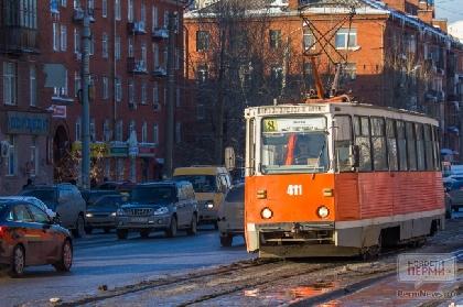 ВПерми уменьшают водителей трамваев итроллейбусов