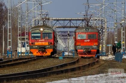 Нетрезвых дебоширов высадили настанции Пермь-II