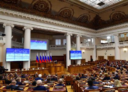 Краевой парламент проконтролирует исполнение президентского послания  в Прикамье