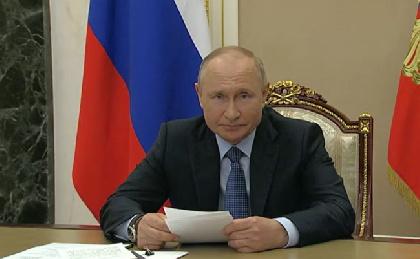 Губернатор Прикамья пригласил Владимира Путина на юбилей Перми