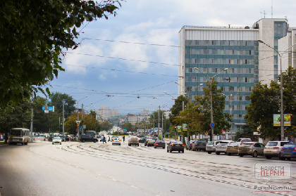 Пермские власти повторно объявили конкурс на ремонт улицы Ленина